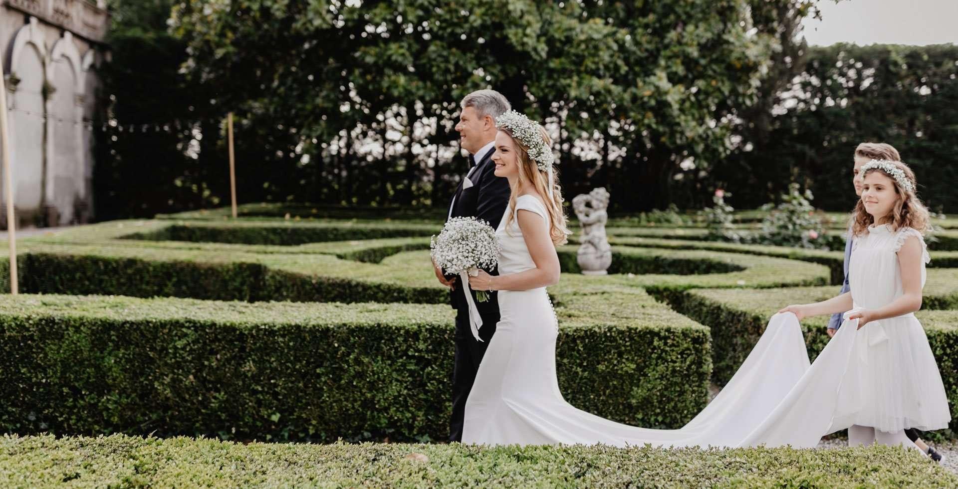 Destination wedding in villa veneta a Verona